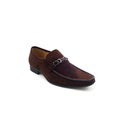 UV SIGNATURE BROWN SLIP-ON LOAFER