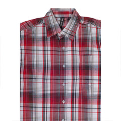 TRUE ROCK SHORT SLEEVE SHIRT/ RED