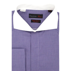 TIGLIO LAVENDER DRESS SHIRT
