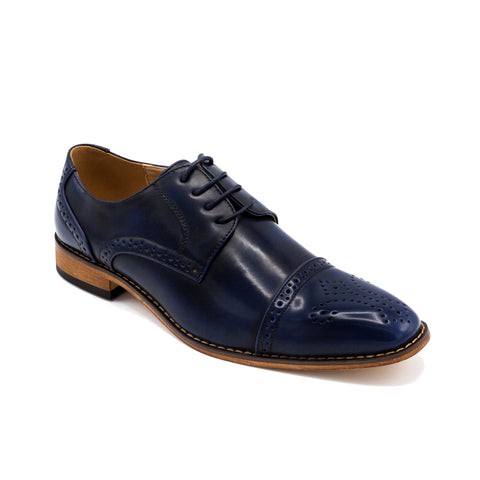 UV SIGNATURE ROYAL CAP TOE OXFORD