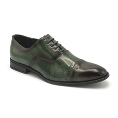 UV SIGNATURE CAP TOE GREEN