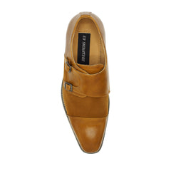 UV SIGNATURE TAN MONK STRAP