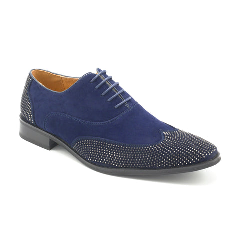 UV SIGNATURE WINGTIP NAVY/BLACK