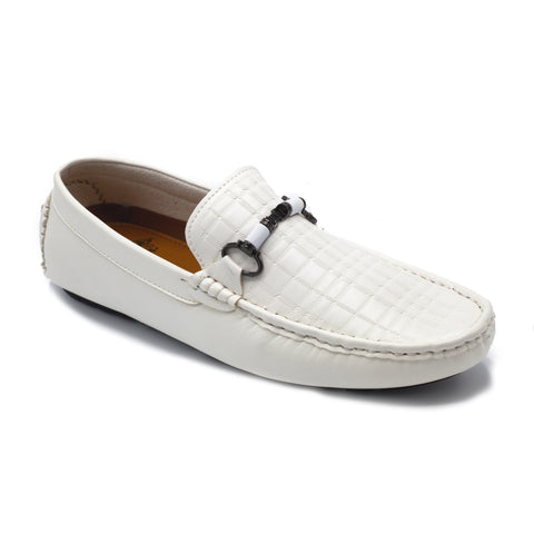 ROYAL CASUAL SHOES - WHITE