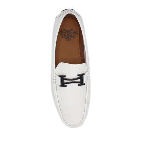 ROYAL CASUAL SHOES / WHITE