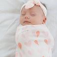 Happily Ever After Baby Swaddle Cocoon Set