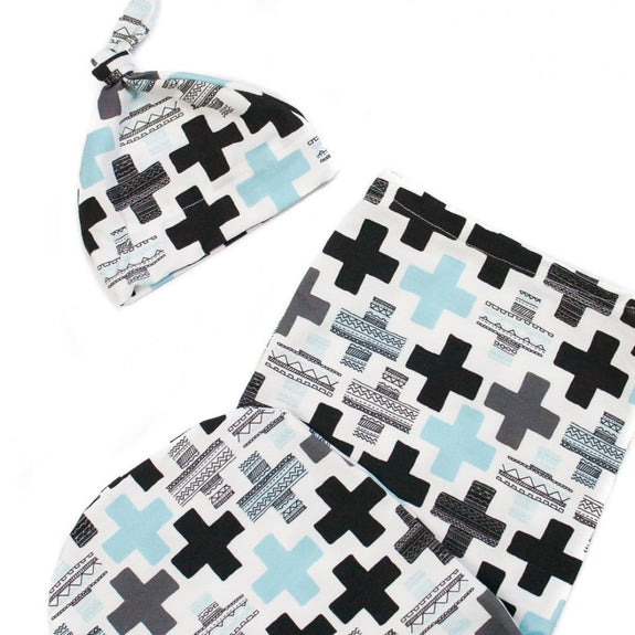 Modern Plus Baby Swaddle Cocoon