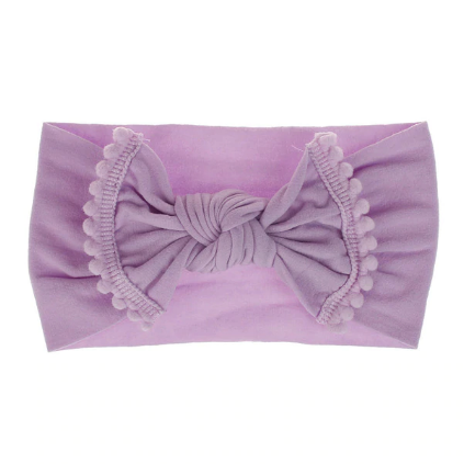 Lilac Stretch Headband