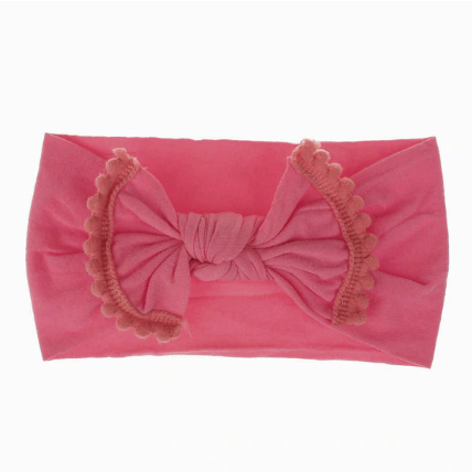 Rose Stretch Headband