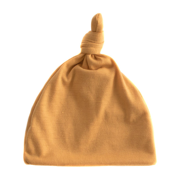 Stevie Newborn Knotted Beanie