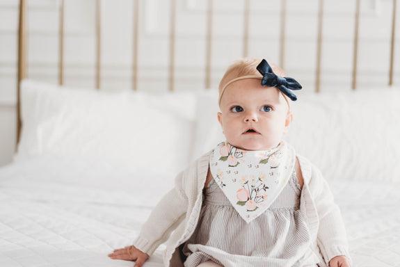 Gracie Bandana Bib Set