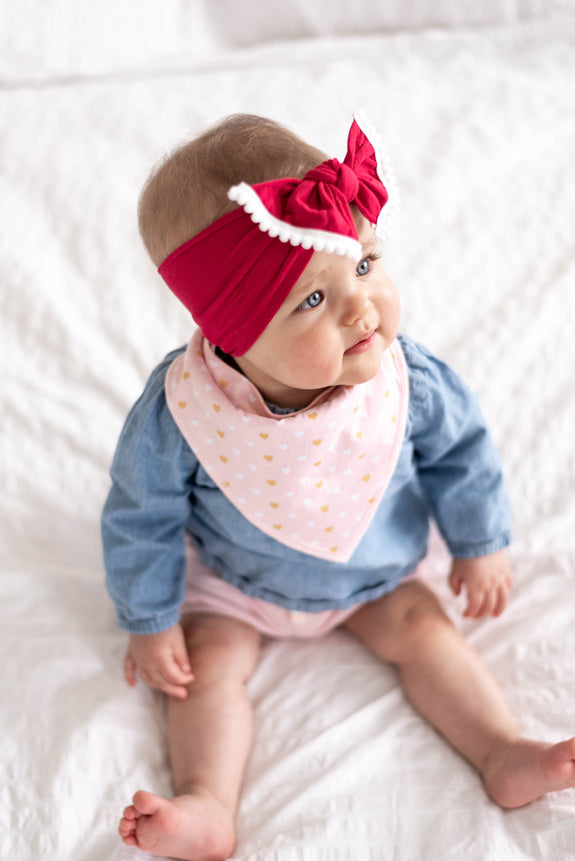 Cherry Stretch Headband