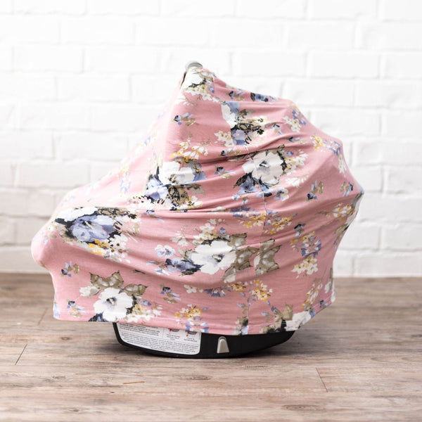 Sadie Car Seat + Nursing Cover