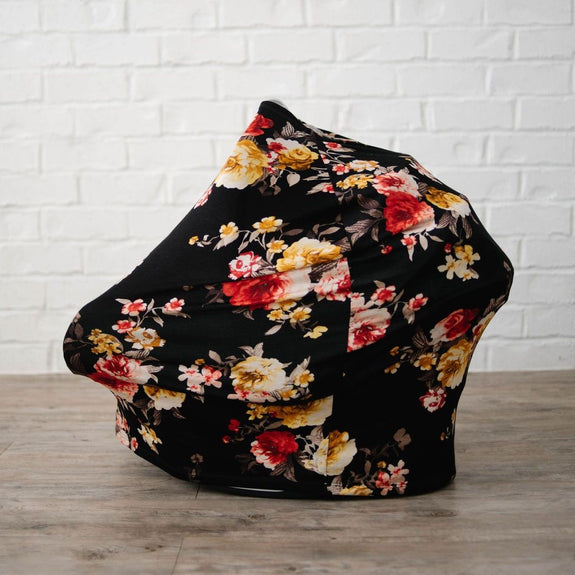 Nova Car Seat + Nursing Cover