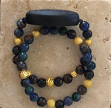 "Custom ""stackable"" Pause Bracelet  Set - Design your own!"