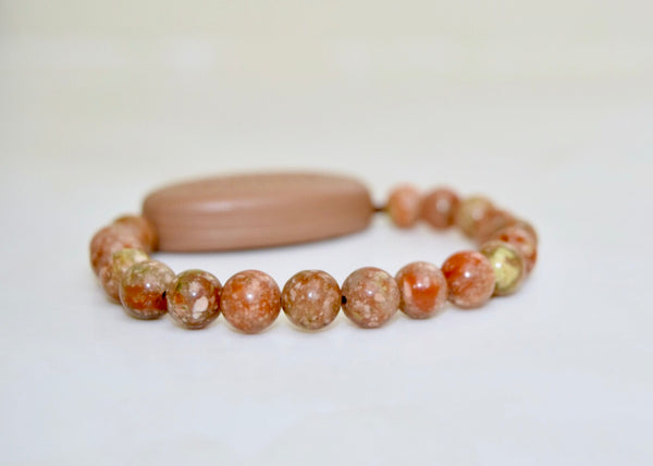 Autumn Jasper Natural Stone - Pause for Peace