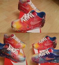 COSMIC FUNK CUSTOM KICKS
