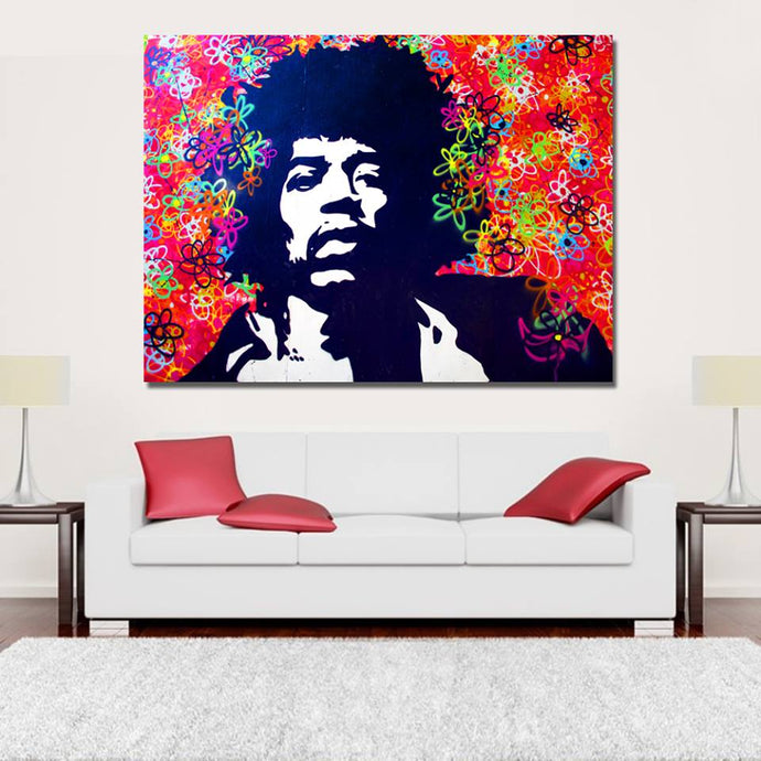 Jimi by Charlie Buster