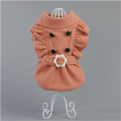 Stylish Chic Dog Coat