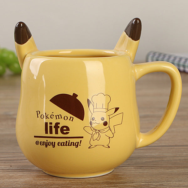 Pokemon Coffee/Tea Mug - Pikachu