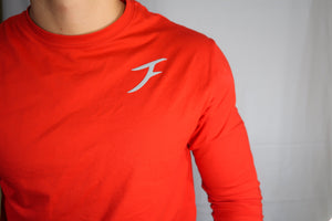 Long Sleeve - Red