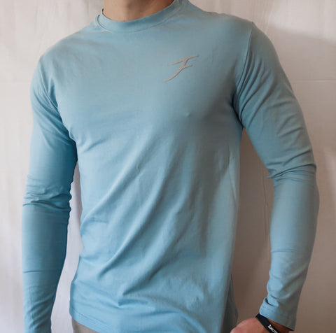 Long Sleeve - Baby Blue