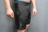 Mens Training Shorts - Black