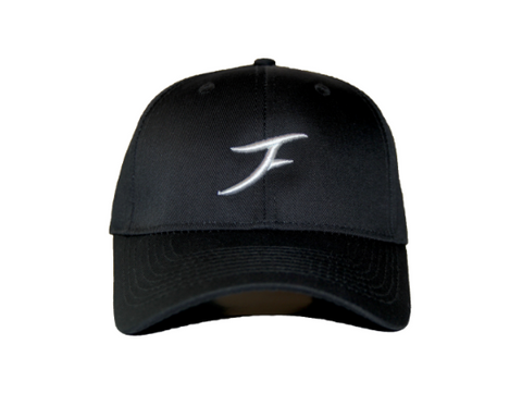 Signature Logo Hat Black