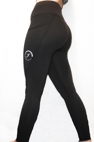Soft Leggings - Black