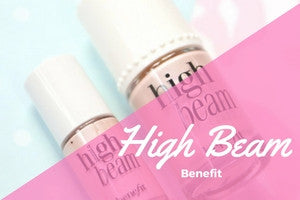 "Iluminador High Beam"" de Benefit"
