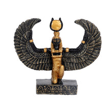 Mini Isis Open Wings Statue