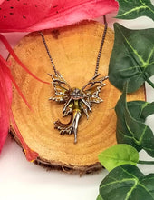 The Arrival Fairy Necklace By Amy Brown