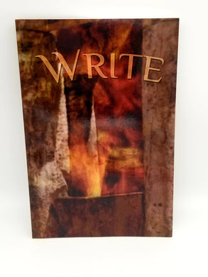 Flames Write Journal