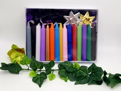 Spell Candle Set (Chime Candles)