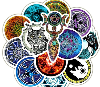 Metaphysical Stickers (Variety)