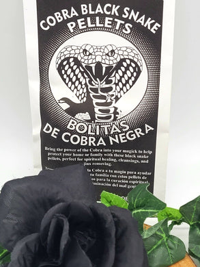 Cobra Black Snake Pellets 3pk