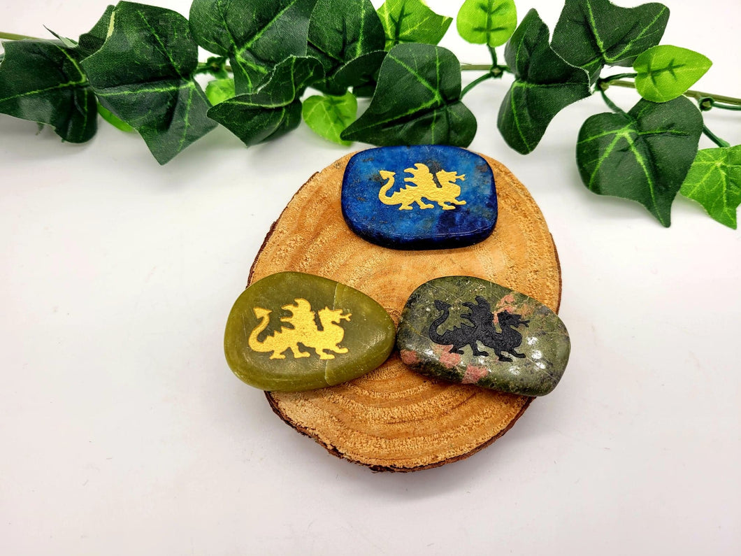 Dragon Pocket Stones