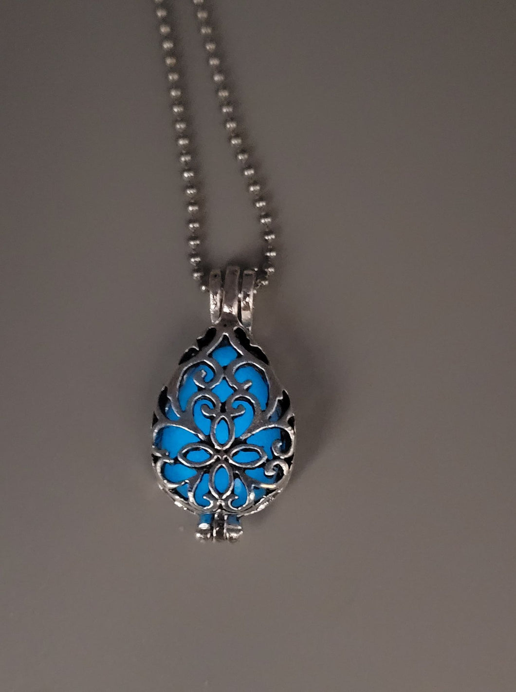 Locket of Hope Glow Necklace