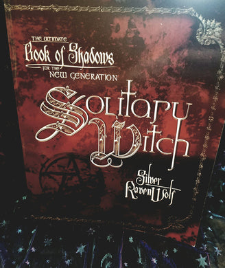 Solitary Witch Book By Silver Ravenwolf