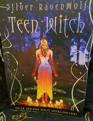 Teen Witch Book By Silver Ravenwolf