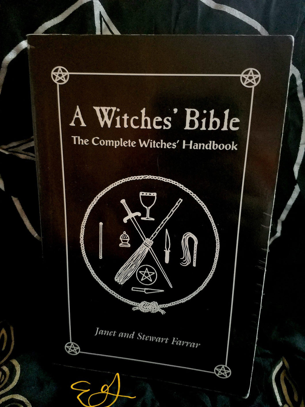 A Witches' Bible By Janet & Steart Farrar