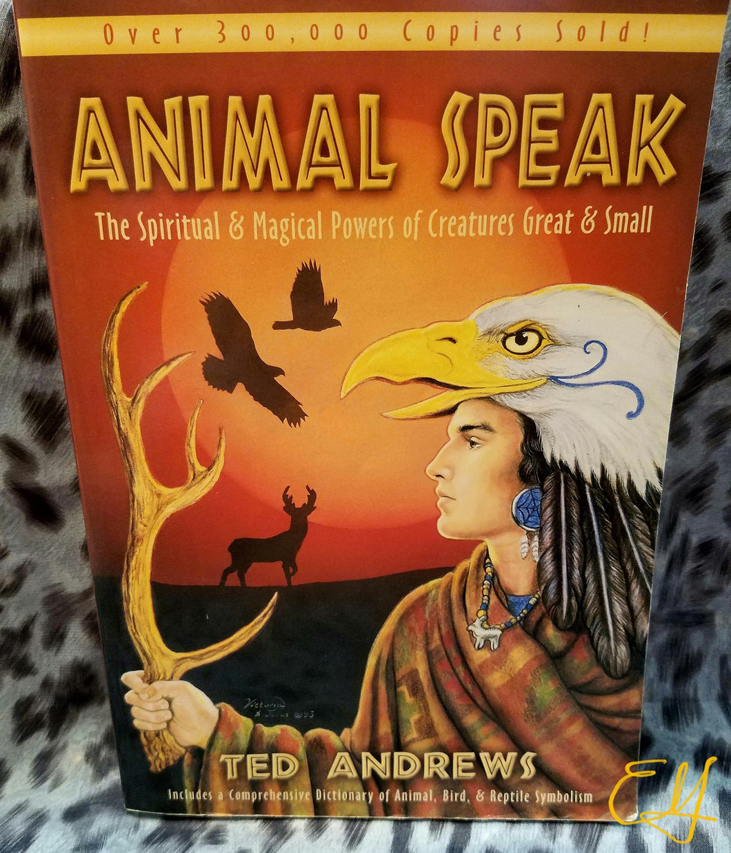 Animal Speak Book By Ted Andrews