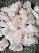Rose Quartz Raw