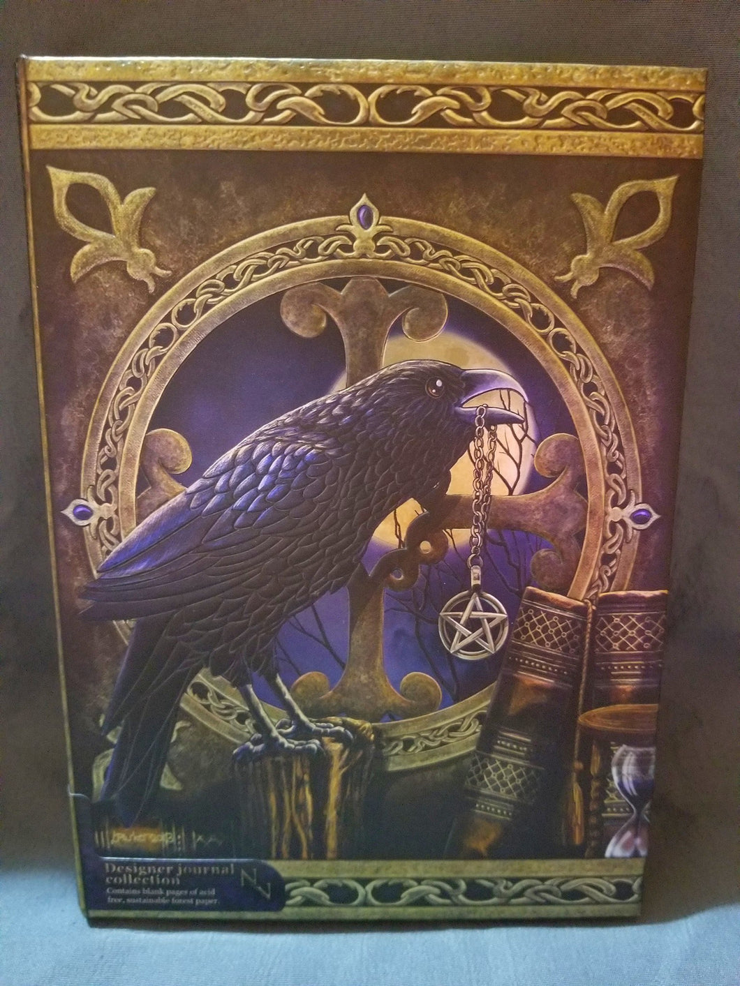 Raven Pentagram Journal