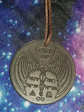 Archangel Michael & Shekinah Dove Quantum Energy Necklace
