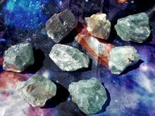 Fluorite Chunks Raw