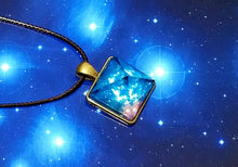 Galactic Pyramid Necklace