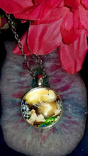 Dance of the Fairies Cabochon Necklace