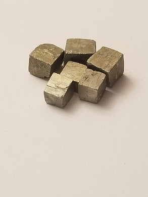 Pyrite Cubed Raw