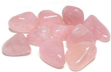 Rose Quartz Tumbled